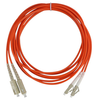 MM Regular Cable, SC/UPC to LC/UPC
