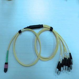 SM MNC Cable, MNC to FC/UPC,12ch