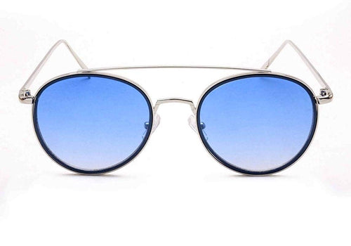 6cac439cb7 tacle UV Protected Round Sunglasses For Men and Women (ST7566