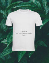 ,Customized Unisex organic cotton T-shirt - All For Ramon