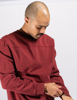 crewneck,Vintage Sangria Unisex Crewneck - All For Ramon
