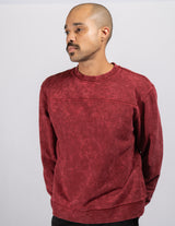 crewneck,Aged Sangria Unisex Crewneck - All For Ramon