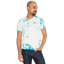 Load image into Gallery viewer, ,Lemon Ice Tie Dye Unisex Tee - All For Ramon