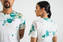 Load image into Gallery viewer, ,Sage Tea Tie Dye Unisex Tee - All For Ramon