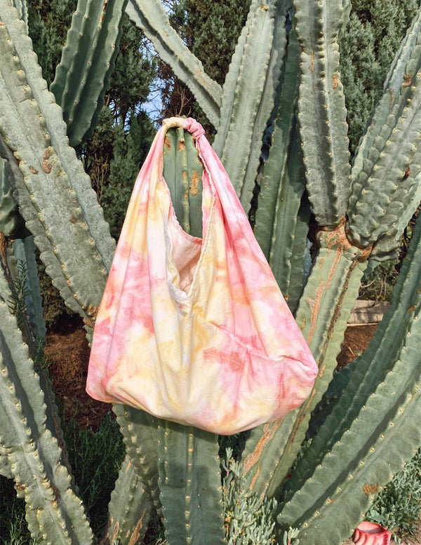 ,Playa Tie Dye Tote Bag - All For Ramon