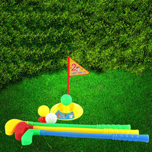 Kids Backyard Golf