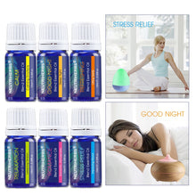 Load image into Gallery viewer, 100% Pure Essential Oils for Aromatherapy Diffuser (6 PACK)