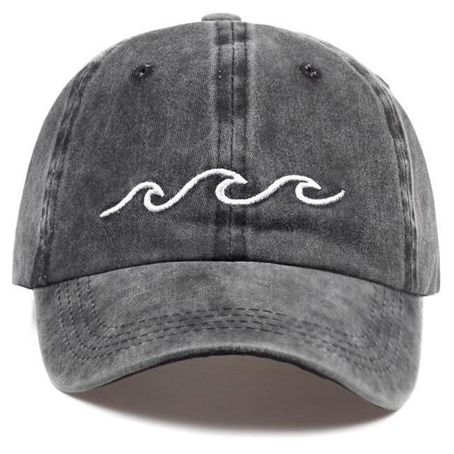 Ocean Waves Hat