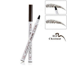 Load image into Gallery viewer, Microblading Liquid Eyebrow Pen