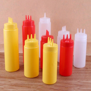 3 Hole Squeeze Bottle