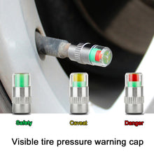 Load image into Gallery viewer, Tire Pressure Alert Valve Caps