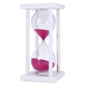 60 Minute Decorative Hourglass