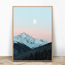 Load image into Gallery viewer, Mountain Canvas