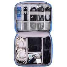 Load image into Gallery viewer, Waterproof Electronics Organizer and Travel Bag
