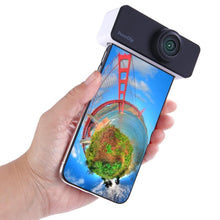 Load image into Gallery viewer, Snap-On 360° iPhone Lens (VR Photos)