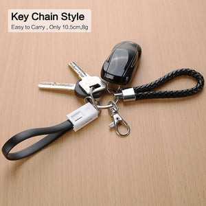 KeyChain iPhone Charging Cable