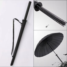 Load image into Gallery viewer, Samurai Sword Umbrella
