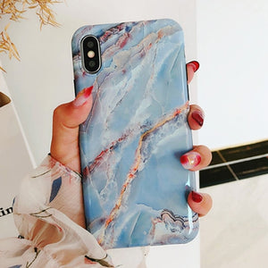 Marble Phone Case (iPhone)
