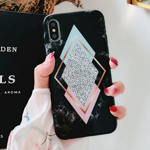 Marble Phone Cases (iPhone)