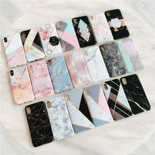 Load image into Gallery viewer, Marble Phone Cases (iPhone)