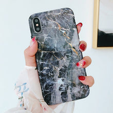 Load image into Gallery viewer, Marble Phone Case (iPhone)