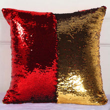 Load image into Gallery viewer, Mermaid Sequin Pillow Case