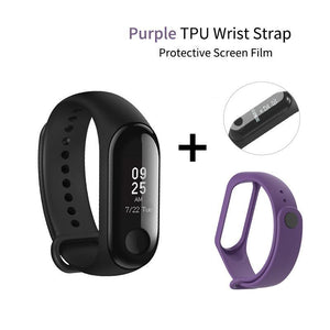 Smart Fitness Wristband + FREE Extra Strap