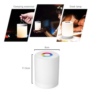 Touch Control Dimmer Light