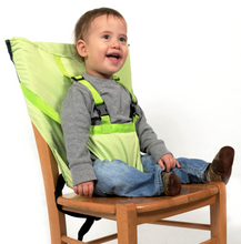Load image into Gallery viewer, Portable Baby Chair Harness