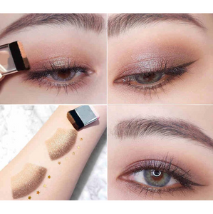 5 Second Lazy Eyeshadow