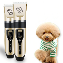 Load image into Gallery viewer, Rechargeable Pet Hair Clippers