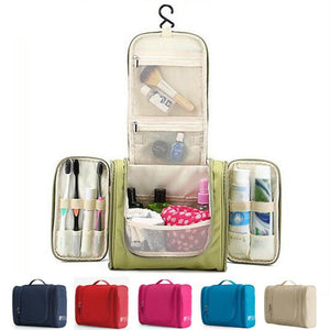 Waterproof Hanging Makeup Travel Bag
