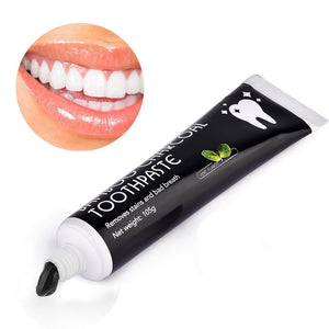 Activated Bamboo Charcoal Whitening Toothpaste