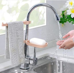Clip-On Sink Rack