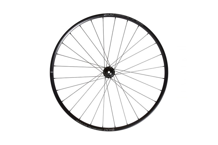 HUNT 4 SEASON GRAVEL DISC X-WIDE WHEELSET, 700c