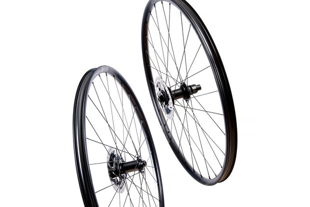 ADVENTURE ALLOY SPORT DISC WHEELSET 650b