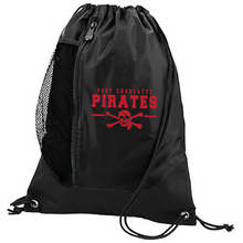 Load image into Gallery viewer, PIRATES DRAWSTRING BACKPACK