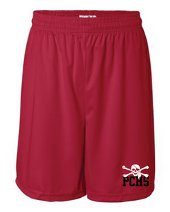 PCHS POCKETED SHORTS