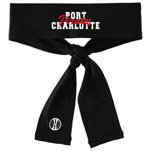 PIRATES TIE HEADBAND