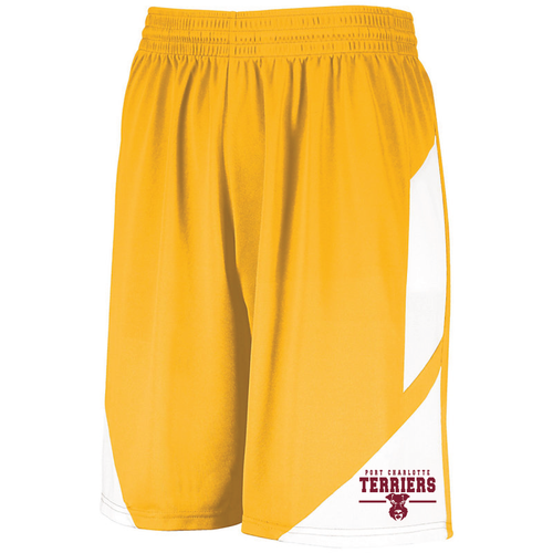 STEP-BACK TERRIERS BASKETBALL SHORTS