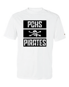 ELECTRIC BLOCK PIRATES PERFORMANCE TEE