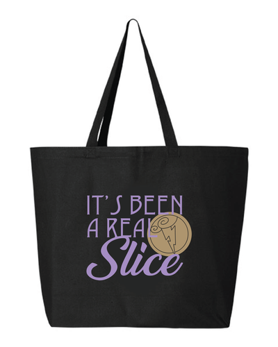 It's Been a Real Slice Jumbo Tote