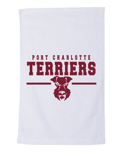 Terriers Rally Towel