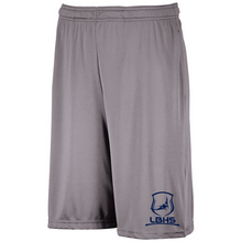 Load image into Gallery viewer, LBHS PERFORMANCE SHORTS WITH POCKETS