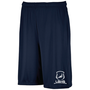 LBHS PERFORMANCE SHORTS WITH POCKETS
