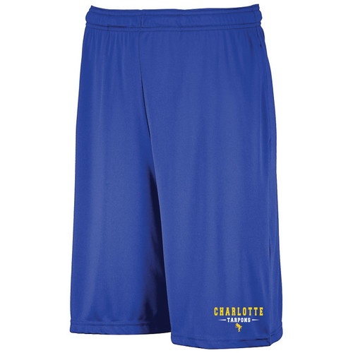 ESSENTIAL TARPONS PERFORMANCE SHORTS WITH POCKETS