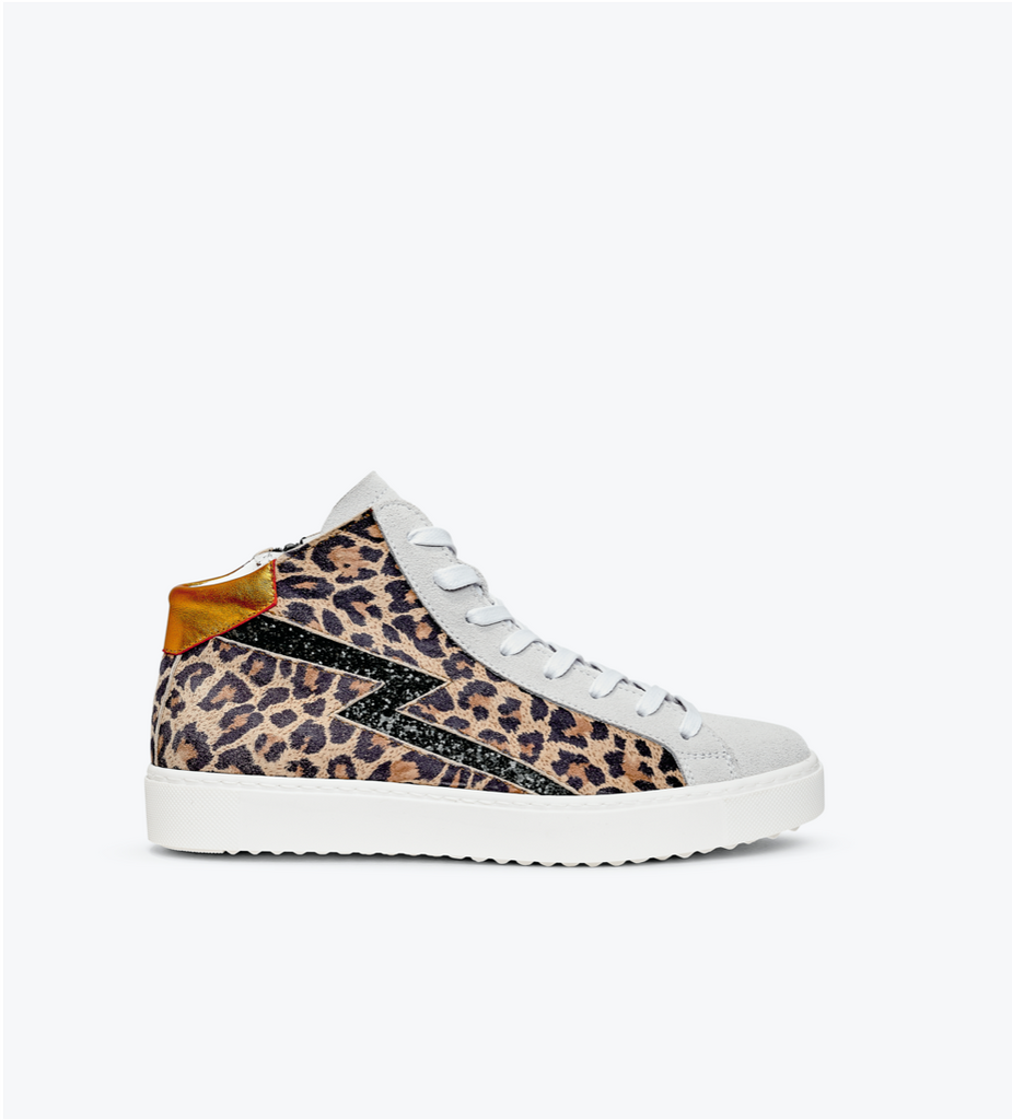 Brooklyn - Leopard Multi