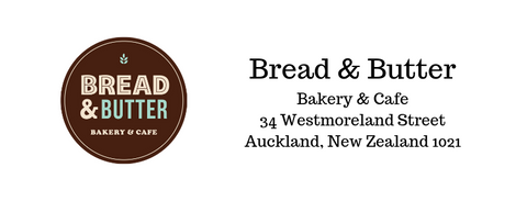 Bread & Butter Bakery Grey Lynn SUP NZ retailer