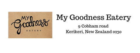 My Goodness Eatery SUP NZ retailer