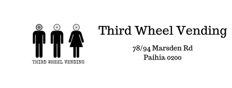 Third Wheel Vending SUP NZ Retailer